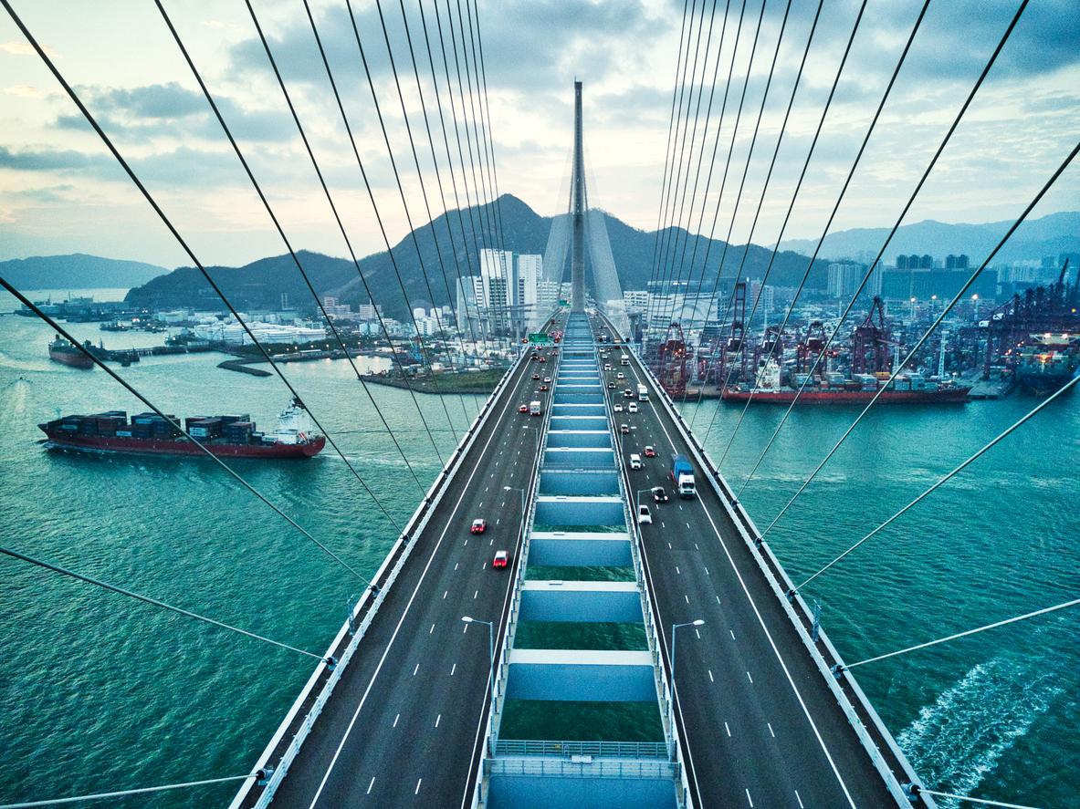 China Infrastructure