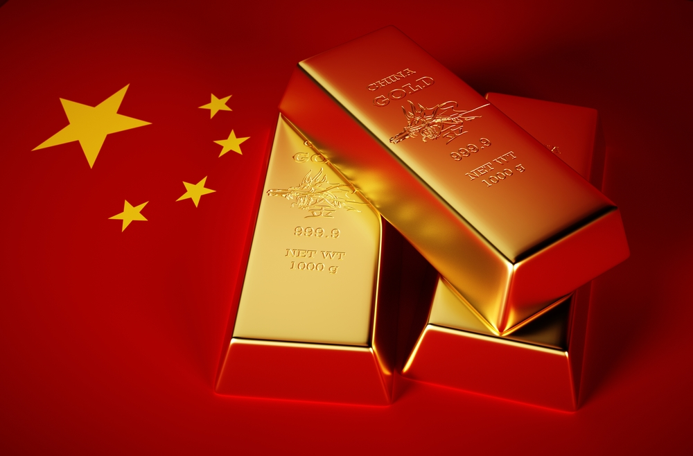 Gold prices and Chinas Central Bank
