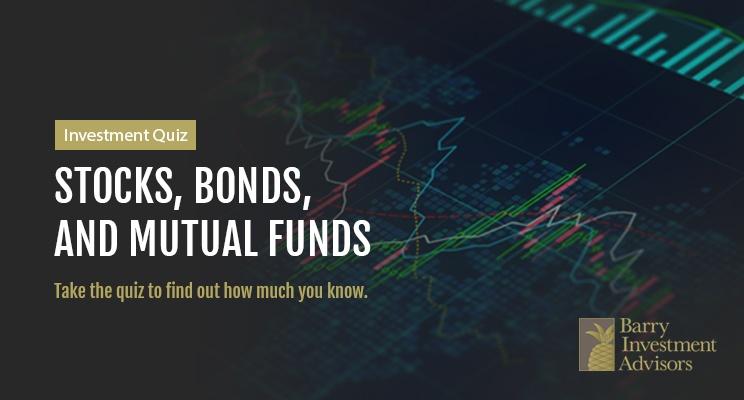 Investment Quiz-1